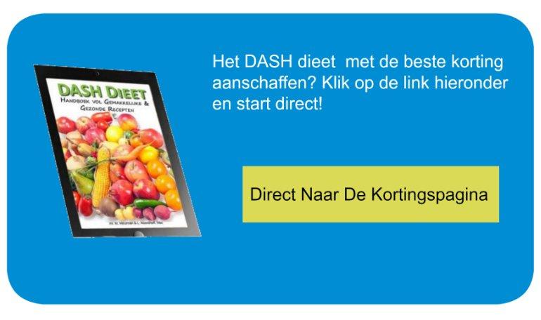 CTA Dash dieet