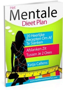 boek mentale dieet plan
