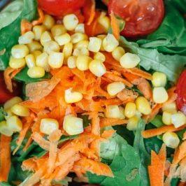 eiwitrijke salades