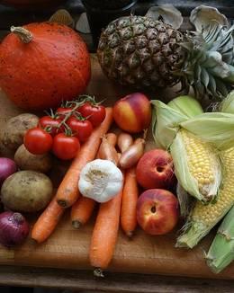 groente in shake