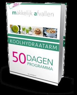 koolhydraatarm 50 dagen boek