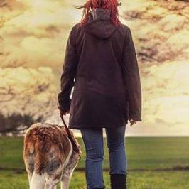 lopen hond