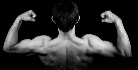 man spieren