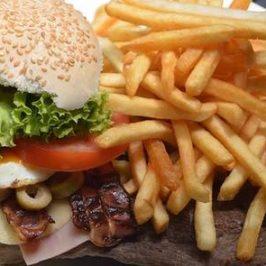 niet gezond eten