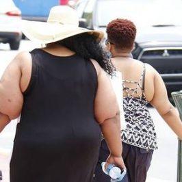 overgewicht vrouw