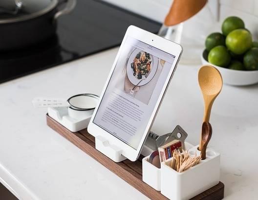 tablet ontbijt