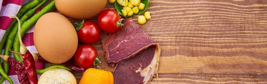 ei vlees