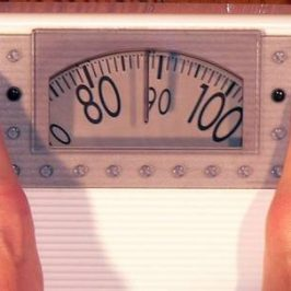 gewicht wegen