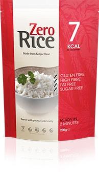 zero rijst