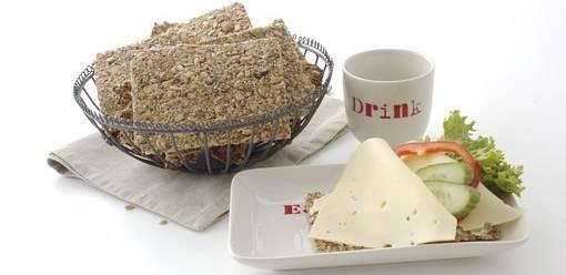ontbijt crackers